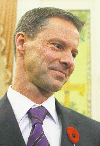 MARK KENNEDY / POSTMEDIA NETWORK INC.Former PMO chief Nigel Wright became incensed with Sen. Duffy, documents show.