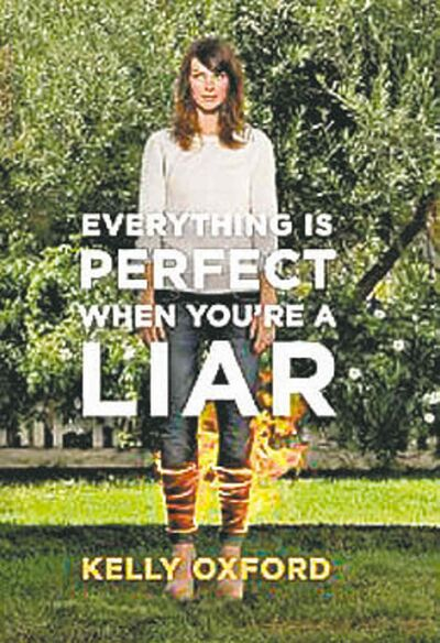 Everything is Perfect When You're A Liar.