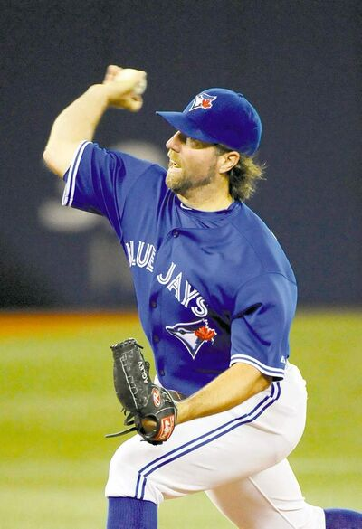 JOn Blacker / THE CANADIAN PRESS