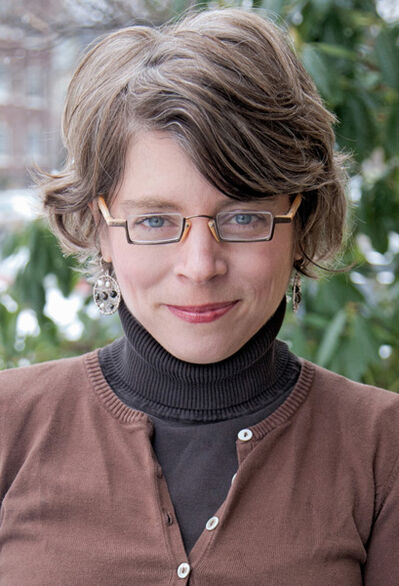Author Jill Lepore.