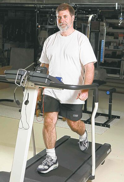 Postmedia network Inc. 2013No statistically detectable differences were evident between exercise and drug treatment for patients with coronary heart disease or prediabetes.