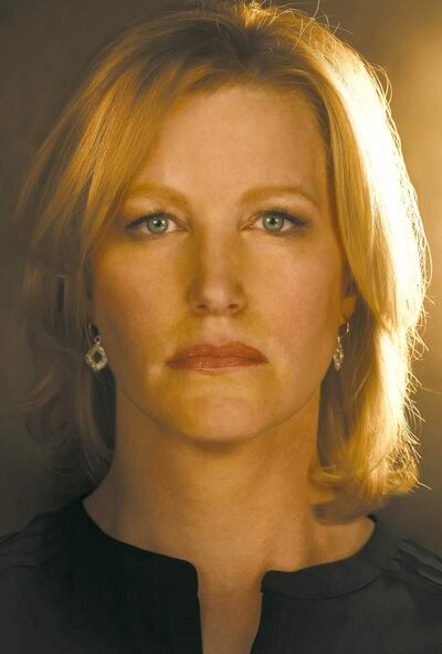 "The character Skyler White (Anna Gunn) in ""Breaking Bad."" (Ursula Coyote/AMC/MCT)"