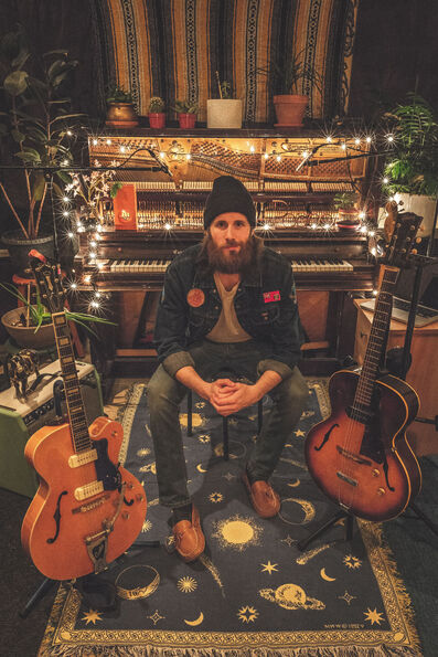 Lorette musician Kevin Kratsch, who performs as Mister K, was gearing up to release his debut album when COVID-19 arrived last year.
