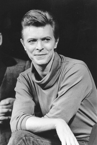 Marty Lederhandler / The Associated Press files</p><p>David Bowie in a 1980 photo taken after a rehearsal at the Booth Theater in New York. The singer was appearing in the Broadway production of The Elephant Man.</p></p>