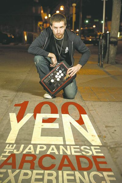 Brad Crawford was fascinated by Japan's arcade culture and made a film about it.