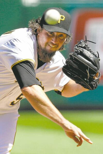 Pirates closer Joel Hanrahan threw for 76 saves the past two seasons. Boston hopes he'll shore up their bullpen's back end.