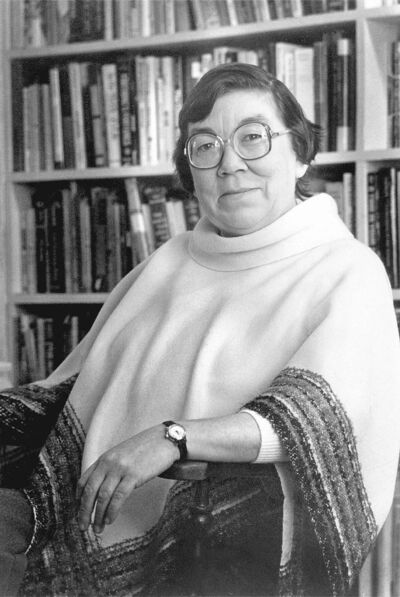The Canadian Press files</p><p>Manitoba author Margaret Laurence.</p>