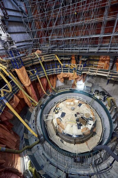 <p>The Keeyask hydroelectric project is at the centre of a land-pact controversy with the MMF.</p>