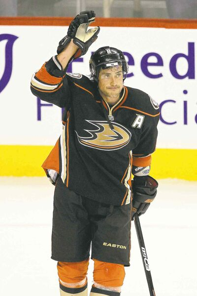 Teemu Selanne will be waving farewell to Winnipeg Jets fans tonight for the final time... we think.