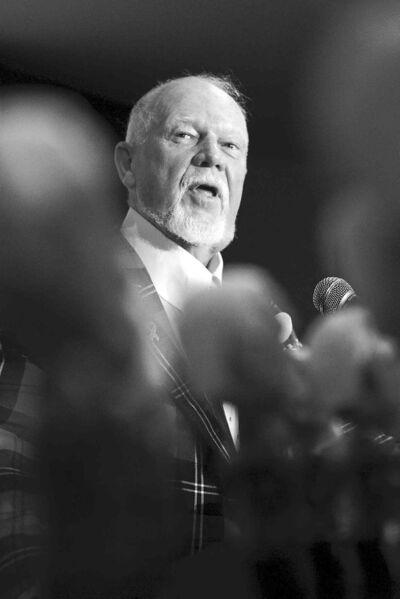 PAT McGRATH / postmedia news service archives