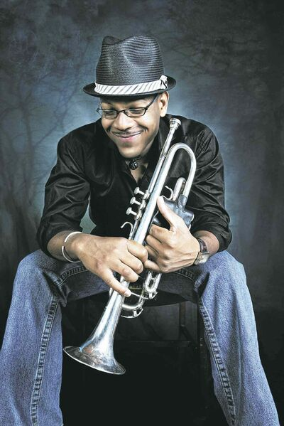 etiennecharles.comCharles will play three concerts Sept. 20 and 21 to open the Izzy Asper Jazz Performances series.
