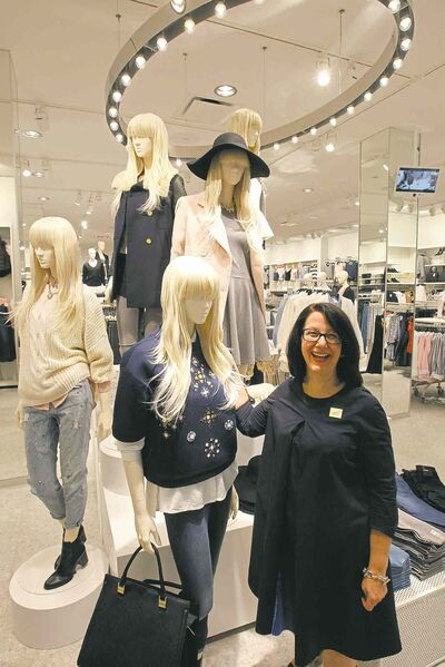 H&M Canada vice-president Toni Galli is no dummy. She knows the reputation her company has achieved worldwide.