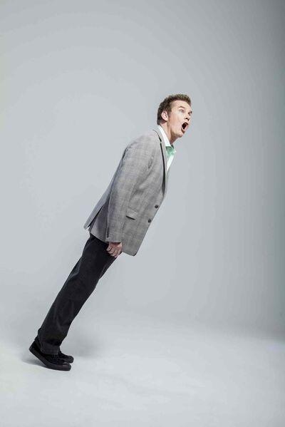 Brian Regan plays at Pantages Playhouse Aug. 17.
