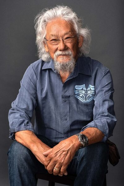 Jennifer Roesseler photo</p><p>Environmentalist and science broadcaster David Suzuki, 84, has launched his first podcast, which features a slate of Manitoba musicians.</p>