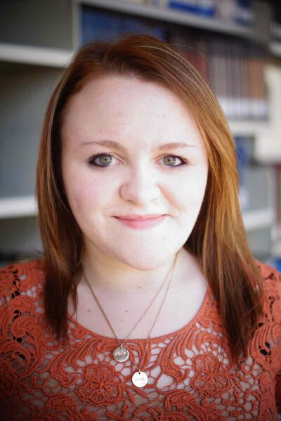 UWSA president Megan Fultz is one of the winners of the 2013 Sybil Shack Human Rights Youth Award.