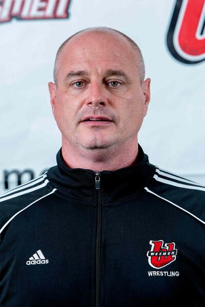 Adrian Bruce built the Wesmen wrestling program from the ground up when he was hired about three years ago.