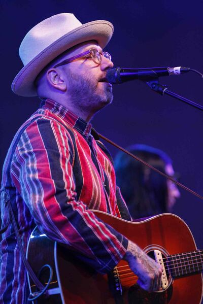 City and Colour is booked to play MTS Centre,May 17.