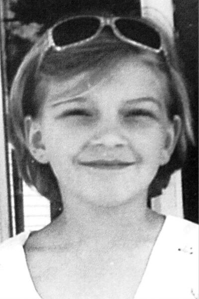 Missing Victoria �Tori� Stafford, 8, is shown in this photo copied from a poster, in Woodstock, Ont. on April 10, 2009. THE CANADIAN PRESS/Dave Chidley