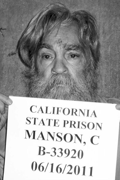 Charles Manson is shown In this photo taken on June 16, 2011. He is incarcerated in California's  Corcoran State Prison.