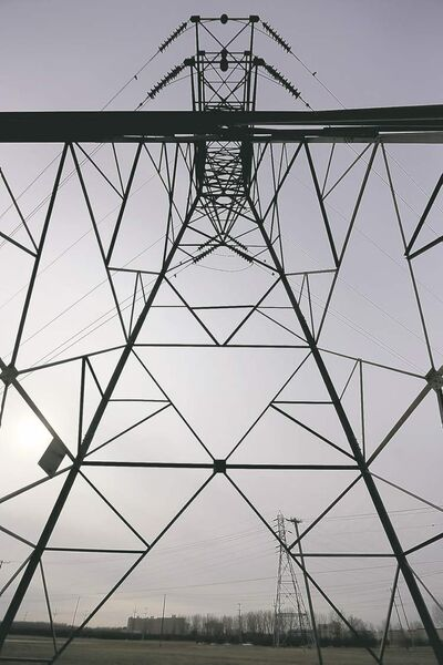 The proposed route for the new transmission line will go from Winnipeg to the Manitoba-Minnesota border.