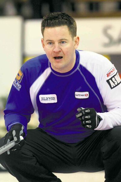 Expect to see Rob Fowler when the Safeway Championship comes to the MTS Iceplex.