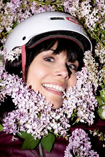 Lilacs are, hands down, Shannon Guile's favourite smell in the world.