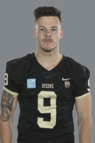 Brock Gowanlock was drafted in the eighth round of the 2020 CFL Draft by the Montreal Alouettes. (Supplied)</p>