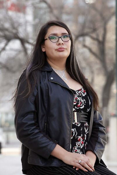 PHIL HOSSACK / WINNIPEG FREE PRESS</p><p>Brielle Beardy-Linklater is a Two-Spirit, Transgender, Queer woman from the Nisichaweyasihk Cree Nation. She is an advocate for 2SLGBTQ+, Indigenous and poor/working class struggles. In 2014, she helped organize the first Pride North of 55 celebrations in Northern Manitoba.</p>