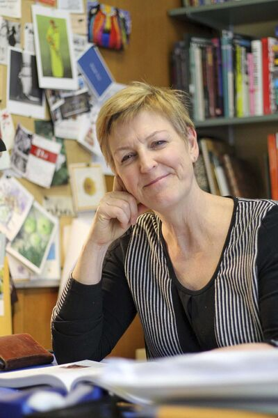 Susan Prentice, U of M sociology professor</p>
