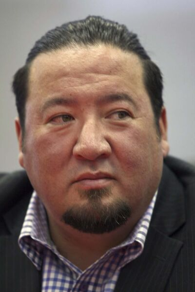 JOE BRYKSA / WINNIPEG FREE PRESS Files</p><p>'It's about taking responsibility back. You don't need a federal bill to enable that; all you need is a commitment from the people, the commitment of families to work towards again taking care of each other'</p></p><p>— AMC former grand chief Derek Nepinak</p></p>