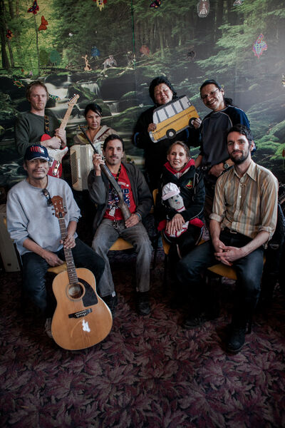 Musical project gives voice to often marginalized citizens...plus it's got a good beat and you can dance to it.