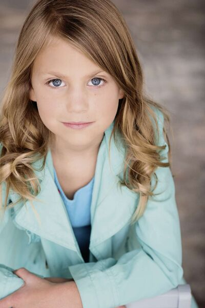 Abigail Pniowsky, 7, is excited to appear in the upcoming feature film Story of Your Life alongside Amy Adams.