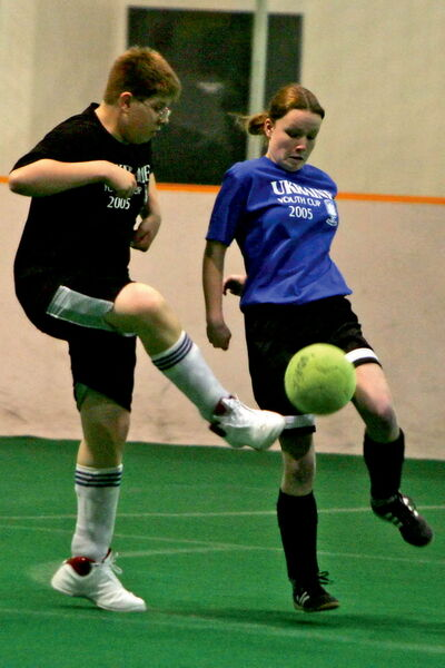 Registrations for cold-weather sports like indoor soccer are underway at northeast Winnipeg community centres, including Gateway Recreation Centre.