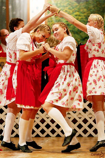 The German Society of Winnipeg is looking for new recruits to join its Heidschnucken dance group, which performs at Folklorama each year.