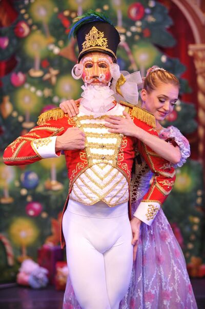 supplied</p><p>Moscow Ballet will be visiting more than 140 cities in North America this holiday season.</p>