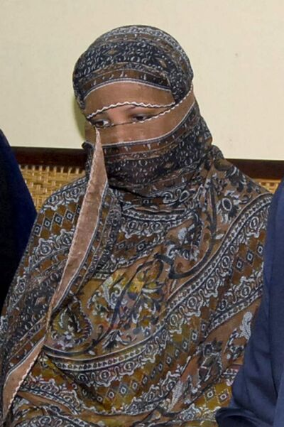 Asia Bibi remains in prison awaiting execution.