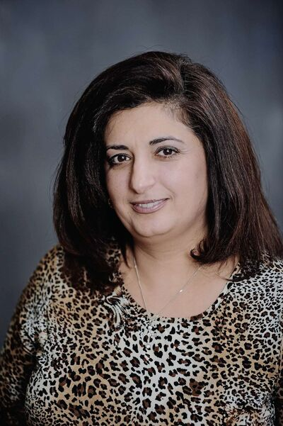 Hala Salama is a pavilion co-ordinator for the Egyptian pavilion.