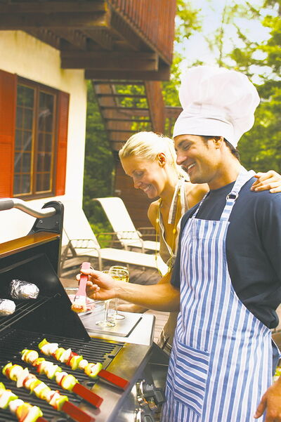 Barbecues are fun and easy ways to entertain friends and family.