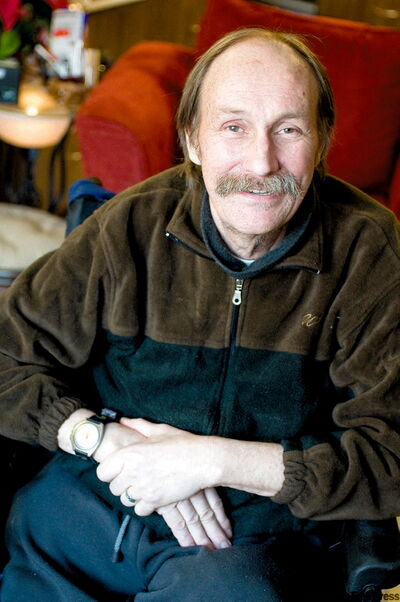 Nick Ternette died March 4, 2013. He was 68.