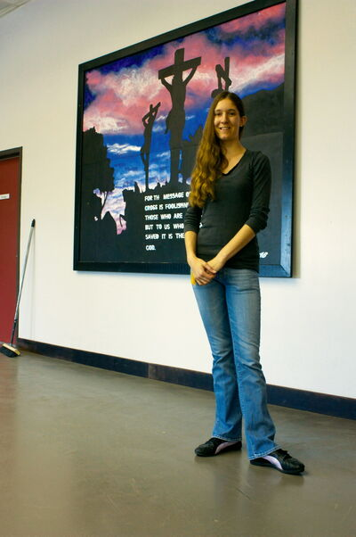 Eliane Neufeld launched free dance classes for youth at the Christian Family Center at 81 Henderson Hwy. on July 6.