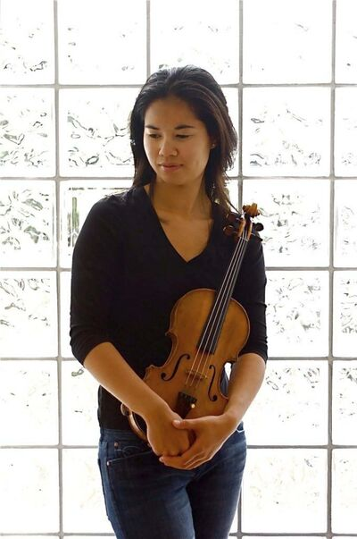 SUPPLIED</p><p>Brandon University professsor and violinist Kerry DuWors.</p>