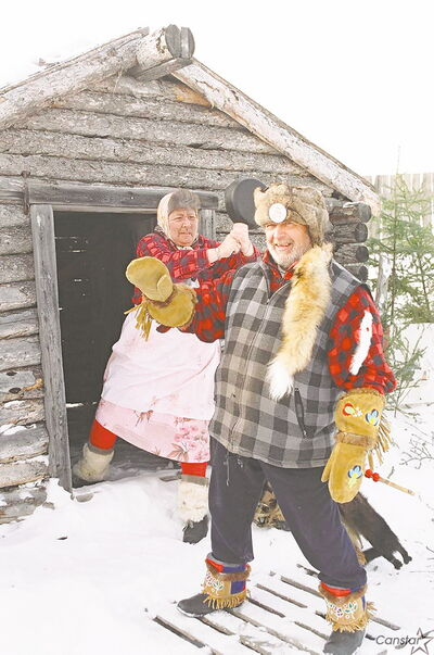 The Northern Manitoba Trappers Festival in The Pas is one of this province's signature winter events.