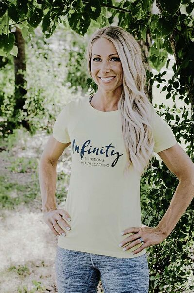 Shauna Muldrew founded Infinity Nutrition and Health Coaching in 2017 with the goal of helping clients achieve a healthy, balanced life. The business now operates out of two locations, one in East Kildonan and one in St. James.