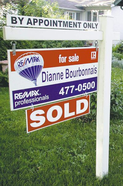 Multiple Listing Service sales were down 14 per cent from a year earlier .