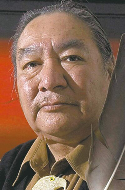 Elijah Harper, the Manitoba politician known for killing the Meech Lake accord, died last week.