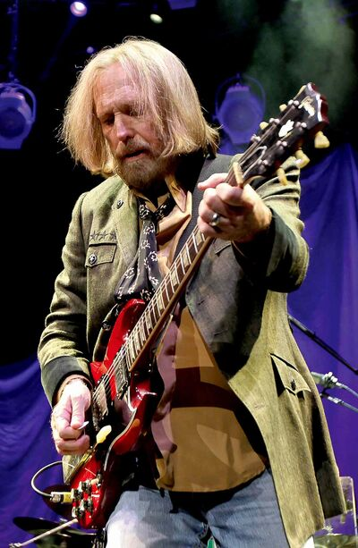 Petty provided 'a master class in rock dynamics.'