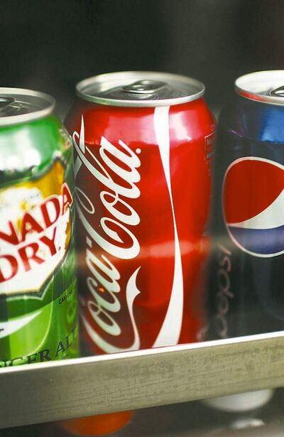 Spencer Platt / Getty ImagesThe more soda kids drank, the more likely their mothers were to report that the kids had problems with aggression, withdrawal and staying focused on a task.