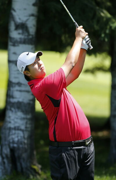 Eugene Wong  is one of 30 Canadians taking part in The Players Cup. He is eighth on the PGA Tour Canada money list.