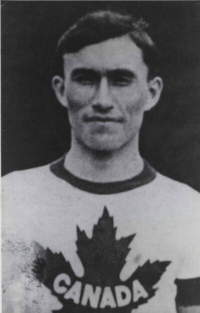 Joseph Benjamin Keeper, originally from Norway House, was an Olympic long runner and served in the 107th Battalion.