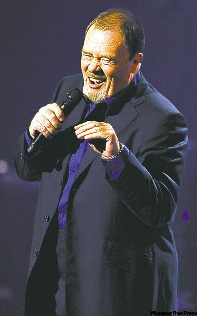 David Clayton-Thomas has a good story to tell.